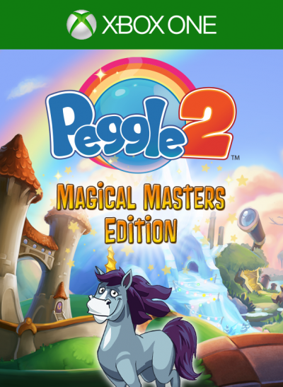 Peggle 2 Magical Masters Edition